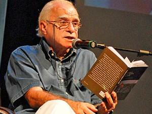 Escritor Ignácio de Loyola Brandão será  um dos convidados (Foto: Divulgação)