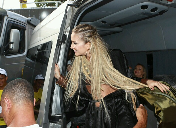 Claudia Leitte (Foto: Dilson Silva/ AgNews)