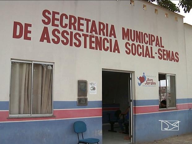 Secretaria de Assistência Social teria consumido mais de R$ 1 milhão de recursos públicos com o pagamento de diárias (Foto: Reprodução/TV Mirante)
