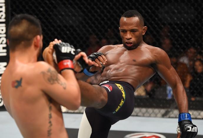 Leandro Buscapé Efrain Escudero UFC Monterrey (Foto: Getty Images)