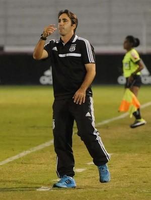 Leandro Zago técnico Ponte Preta sub-20 (Foto: Divulgação)