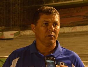 Ramiro Sousa, técnico do CSP (Foto: Rammom Monte / GloboEsporte.com/pb)