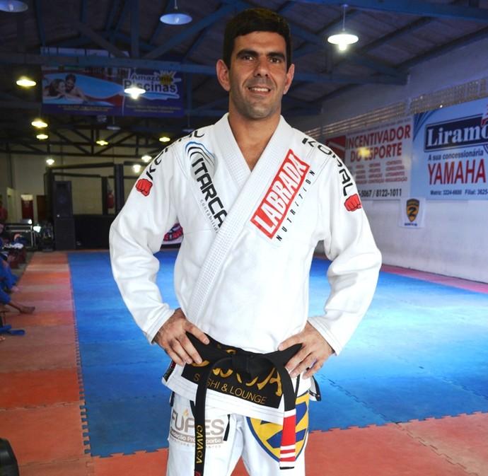 Rodrigo Cavaca (Foto: Tércio Neto/GloboEsporte.com)