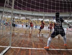Rio Preto Automóvel Clube x Corinthians, pela Copa Federação de Futsal (Foto: Rainier Moura / Divulgação)