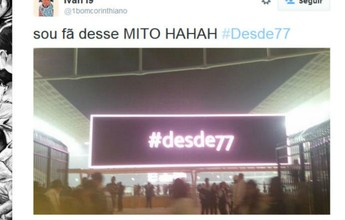 """Cereto critica Ponte Preta por querer desculpas do Timão: """"Muito mimimi"""""""