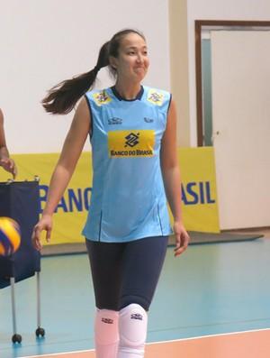 ana time volei (Foto: Lydia Gismondi)
