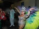 Susana Vieira no Carnaval: 'Eu e a arquibancada temos um caso de amor'