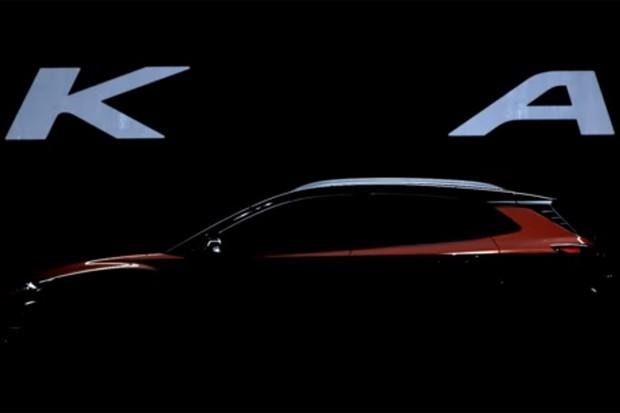 Hyundai Kona teaser (Foto: Divulgação)