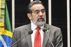 O senador Gilvam Borges (Foto: Agência Senado)