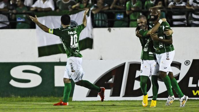 Guarani x Batatais Série A2 do Paulista (Foto: Rodrigo Villalba / Memory Press)