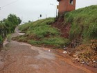 Acumulado de chuva desde segunda atinge 200 mm em Santo Augusto, RS