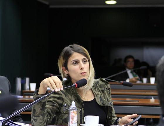 Manuela D'Ávila (Foto: Richard Silva/Ascom/PCdoB/Flickr)