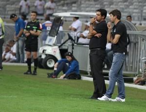 Marquinhos Santos Tcheco Coritiba (Foto: Raphael Brauhardt / Site oficial do Coritiba)