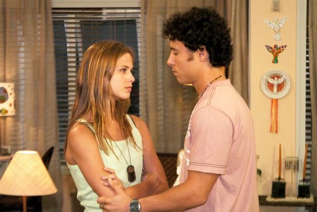 A atriz disse que Malhação abriu muitas portas em sua carreira (Foto: Rafael França/TV Globo)