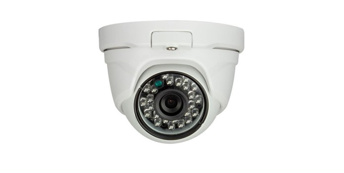Câmera de segurança Tecvoz QDM-228 oferece visão noturna e qualidade Full HD (Foto: Divulgação/Tecvoz)
