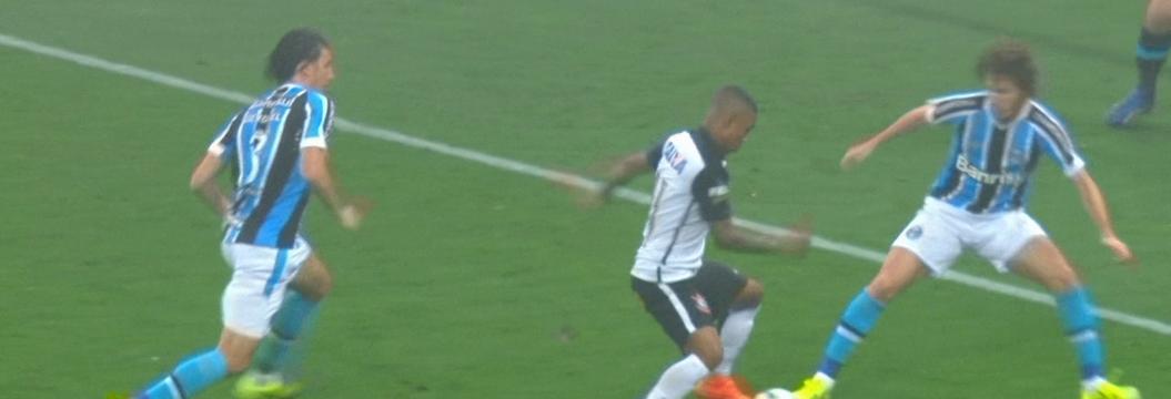 Corinthians x Grêmio - Campeonato Brasileiro 2015 - globoesporte.com edecb4cc4b7dc