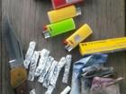 Jovem é preso suspeito de traficar drogas em escola em Macapá