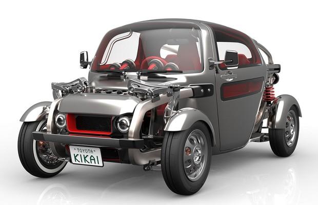 Toyota Kikai (Foto: Toyota)