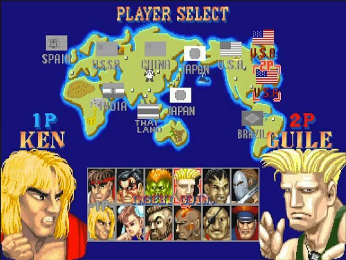 Street Fighter 2 Turbo Edition (Foto: Divulgação)