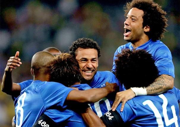 A partir do dia 1º de junho a programação da Globo fica especial para acompanhar a Seleção (Foto: Mowa Press)