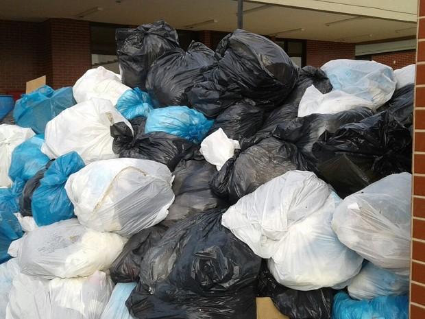 Lixo hgp  (Foto: Divulgação)