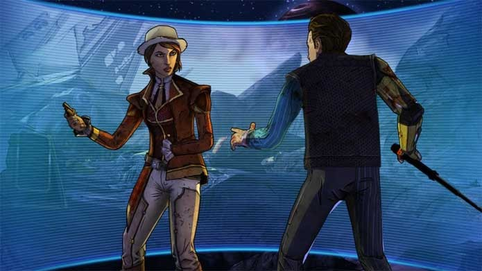 Tales from the Borderlands – Episode 5 The Vault of the Traveler (Foto: Divulgação/Telltale)