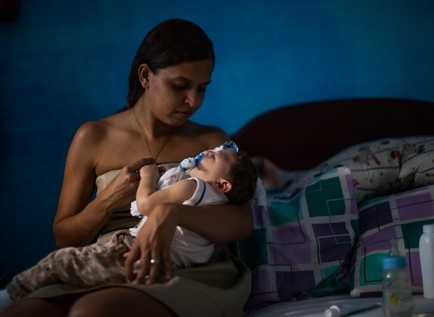 juan_microcefalia (Foto: Helder Tavares/Ed. Globo)