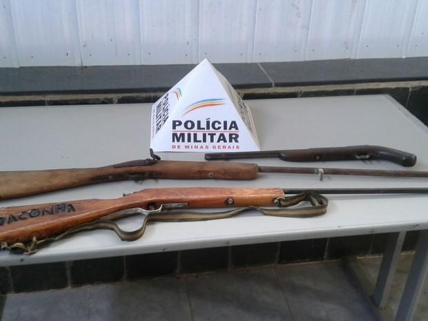Operação foi realizada em 97 municípios do Leste de Minas (Foto: Divulgação/ Polícia Militar)