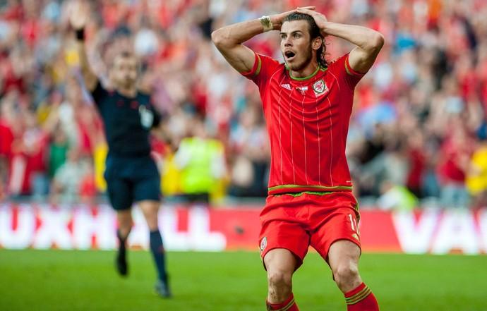 Gareth Bale País de Gales (Foto: EFE)