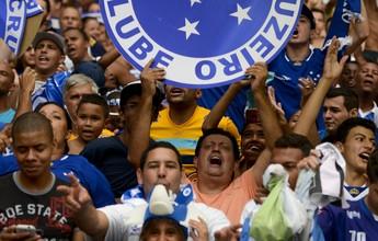 Cruzeiro disponibiliza ingressos para os sócios para os dois próximos jogos