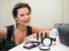 Blush, base e muito mais! Fê Souza revela sua paixão por maquiagem