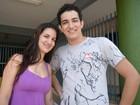 Irmãos gêmeos fazem prova do Enem na mesma escola, em Ji-Paraná,RO