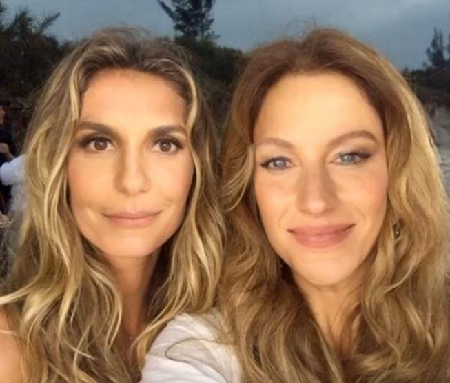 Gisele e Ivete (Foto: Reprodução/Instagram)