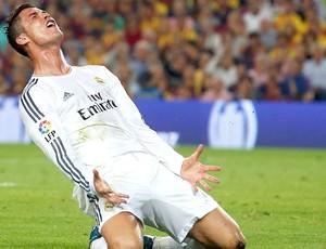 Cristiano Ronaldo jogo Barcelona x Real Madrid (Foto: Reuters)