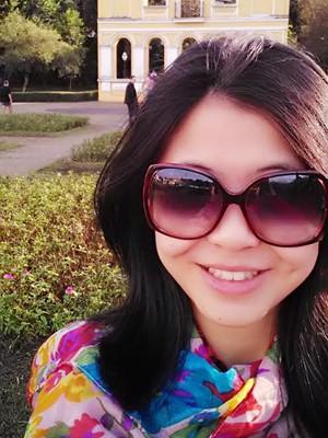 Chinesa Rachel Lau, de 27 anos, ainda não decidiu se quer ter dois filhos2  (Foto: Arquivo pessoal)