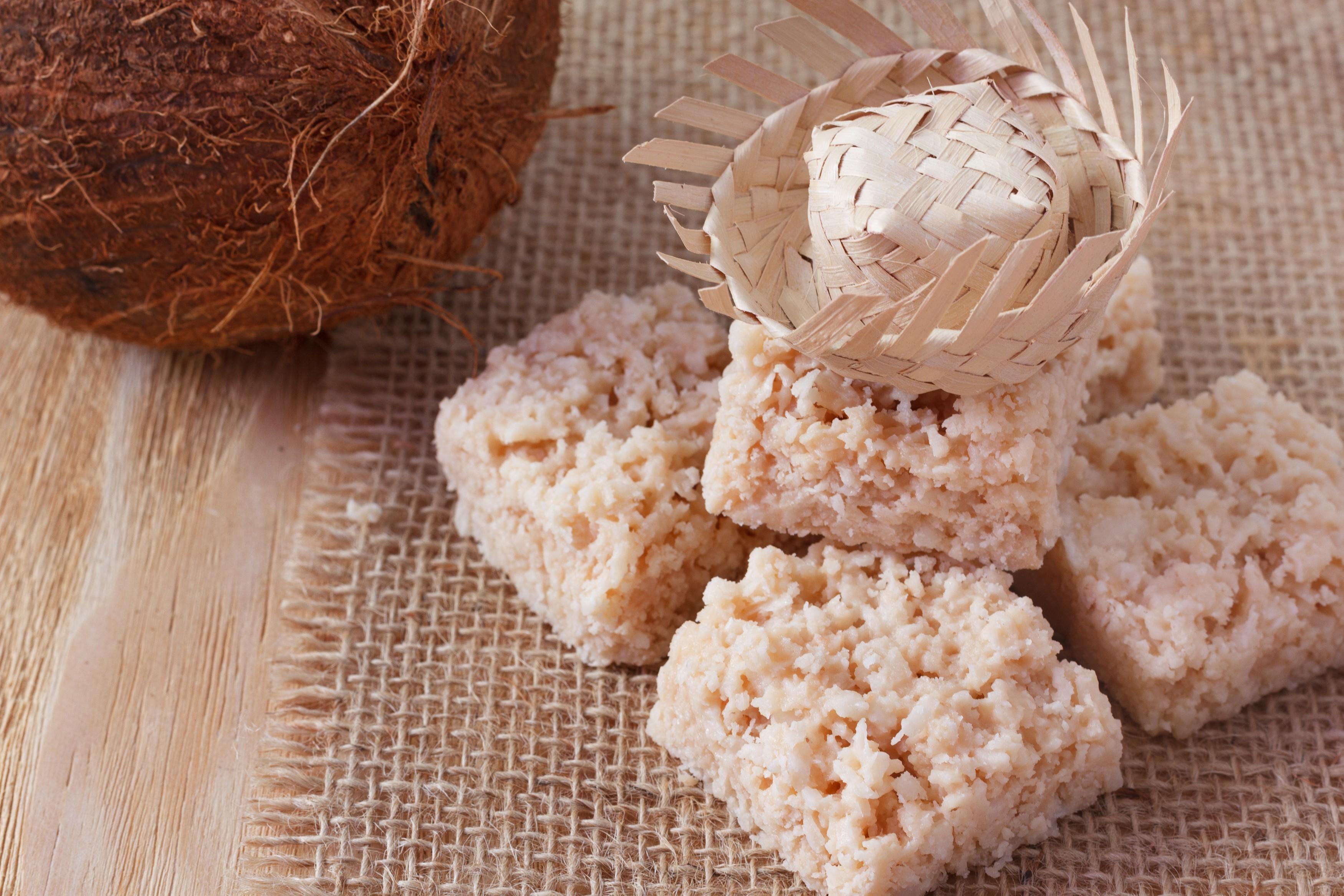 A cocada é um dos pratos típicos da festa junina (Foto: Thinkstock)