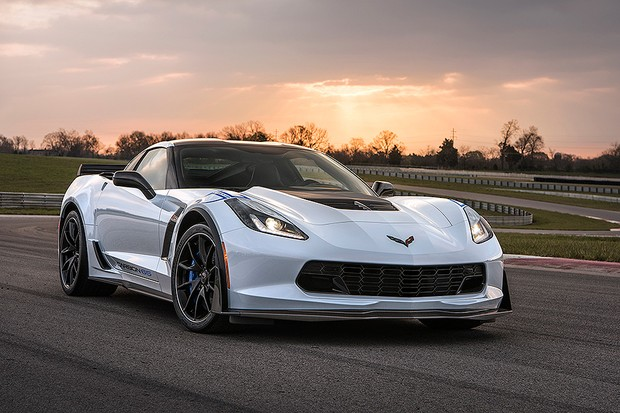 Chevrolet Corvette Carbon 65 (Foto: General Motors)