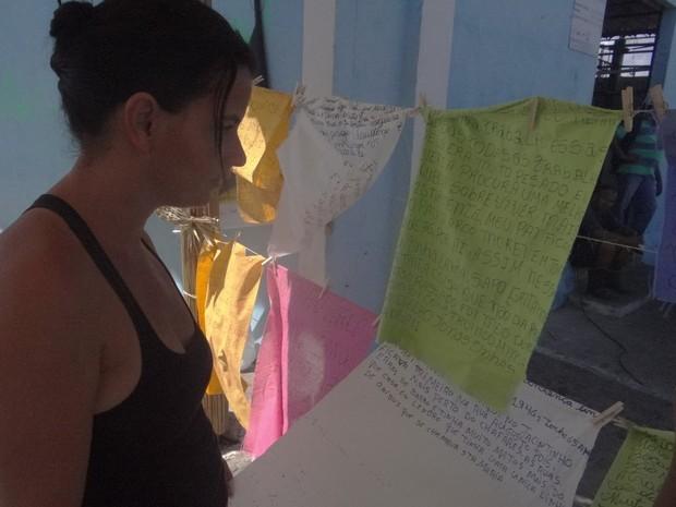 """Exposição """"Memória que o vento não levou..."""" foi feita na  feirinha do Jacintinho, em dezembro de 2012. (Foto: Divulgação)"""