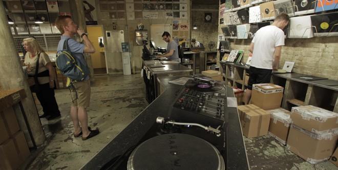 minha loja de discos - berlim (Foto: divulgao)