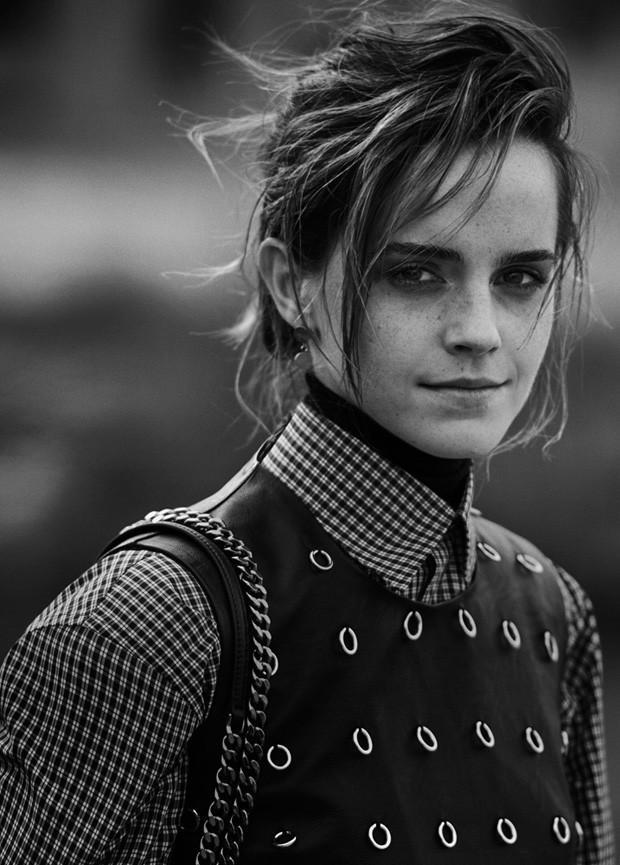 Emma Watson (Foto: Divulgação/Interview)