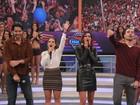 Empate! Bento Gonçalves e Corumbá levam R$ 100 mil no Dança da Galera