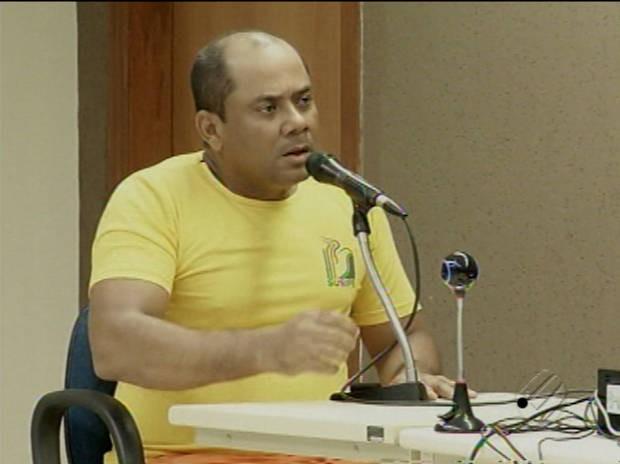 Florentino Rodrigues é condenado a 24 anos de prisão (Foto: Reprodução/TV Liberal)