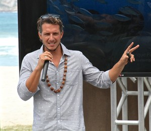 Henrique Pistilli palestra motivacional (Foto: Ricosombra / Divulgação)