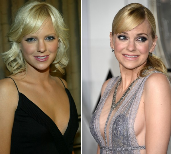 A atriz Anna Farris (Foto: Getty Images)