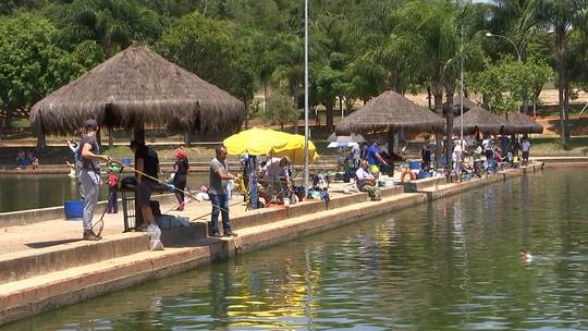Pesqueiros investem em estrutura diferenciada em Itu
