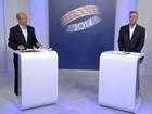 Candidatos no DF, Rollemberg e Frejat debatem na Globo; veja como foi