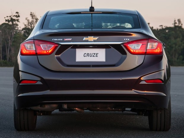 Chevrolet Cruze na nova geração (Foto: Divulgação)
