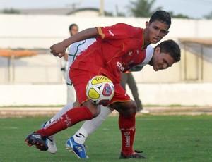 Atacante Daivison será emprestado pelo América-RN ao Palmeira (Foto: Frankie Marcone/Cedida)