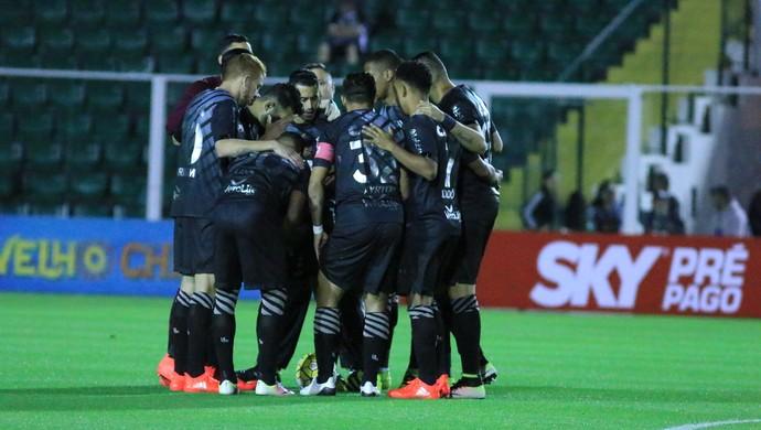Figueirense x América-MG (Foto: Luiz Henrique/Figueirense FC)