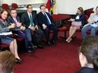Secretária de Direitos Humanos  define pautas do sistema carcerário no AM